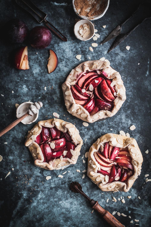easy plum & almond galettes.JPG
