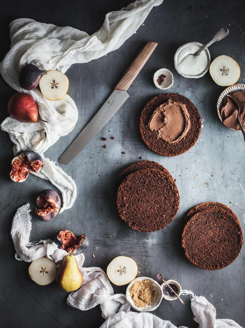 sweet potatoes cocolate cake.JPG