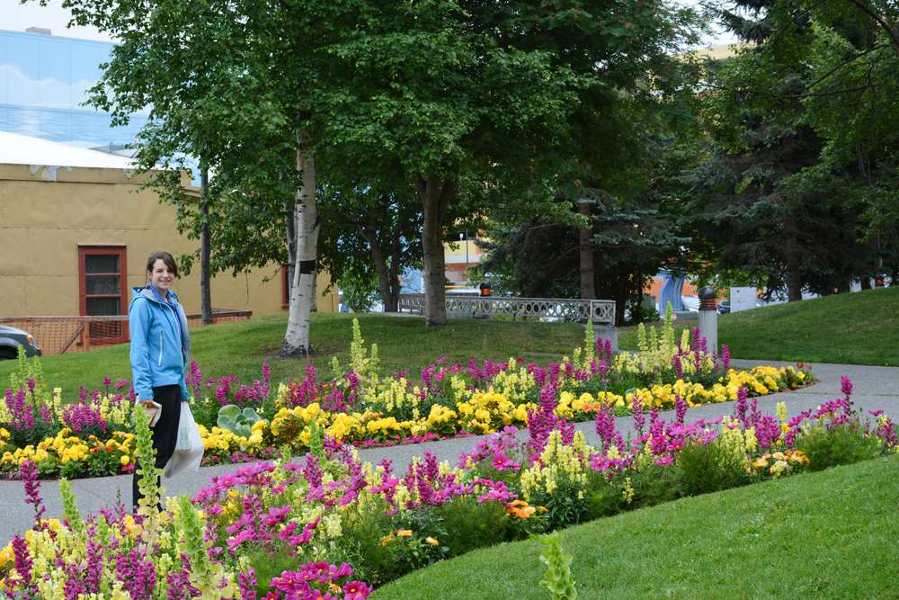 Larisa in Anchorage Flowers