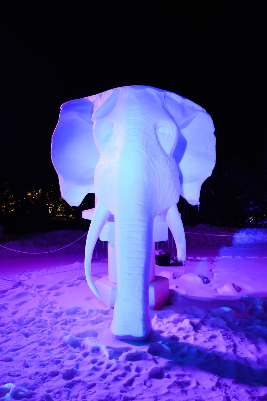 International Snow Sculpture Festival