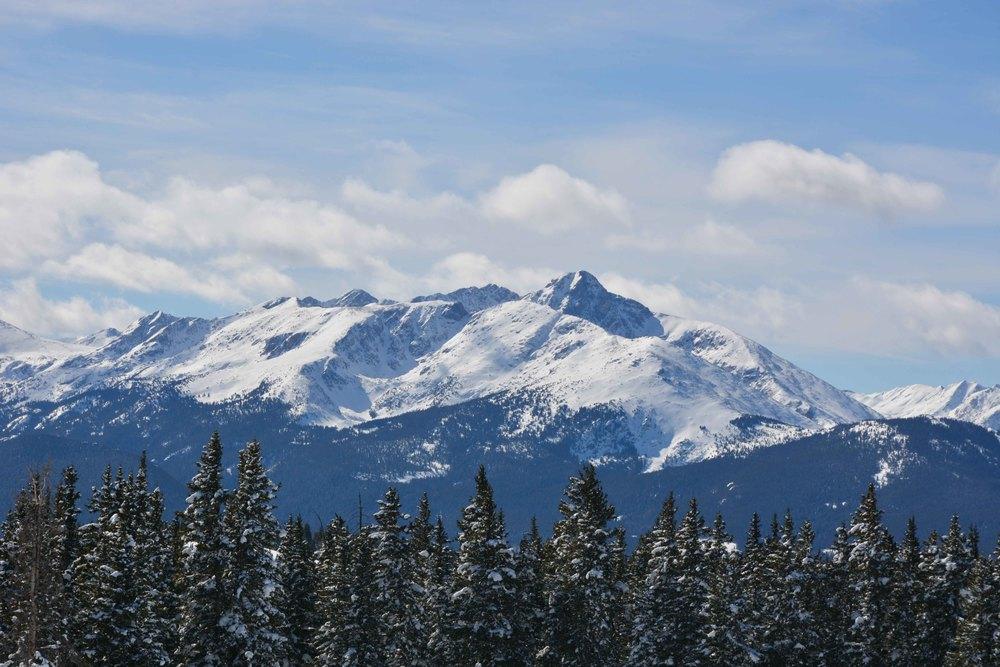Rocky Mountain Vistas