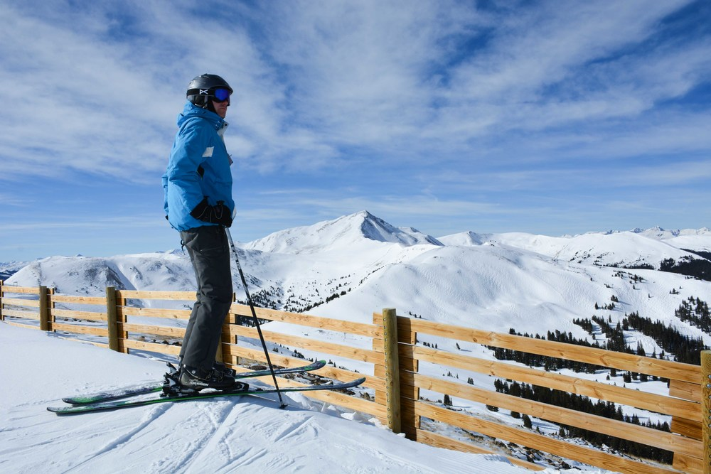 Spot with a View - Copper Mountain Views