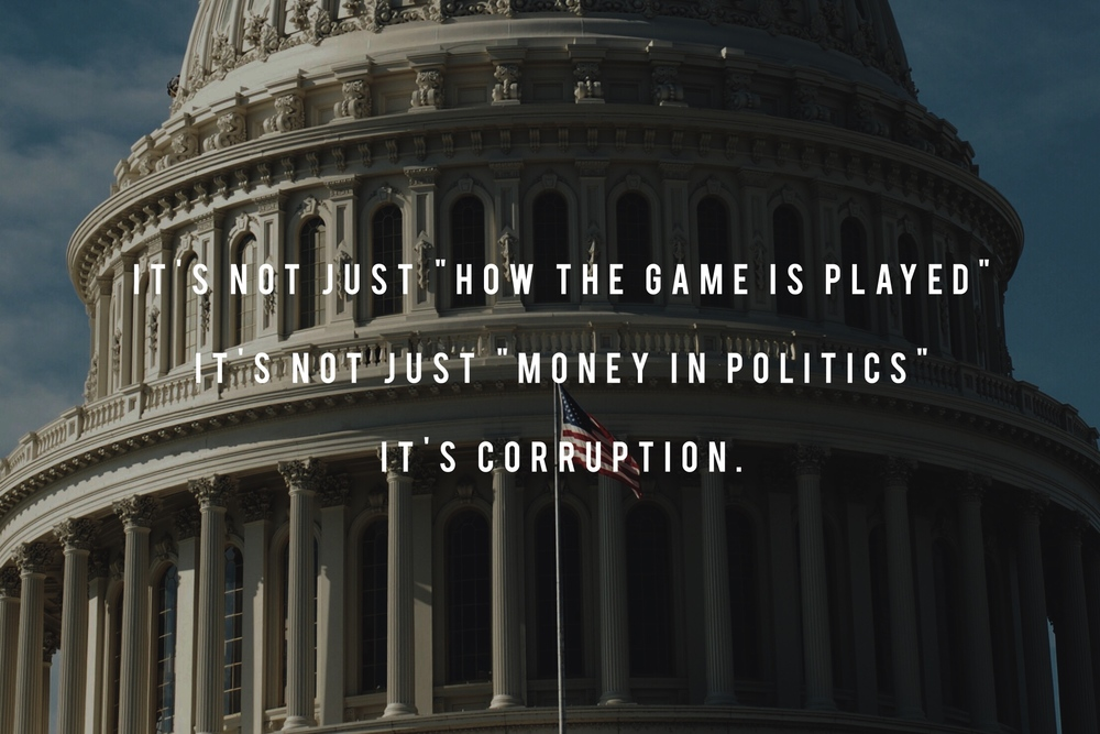 Corruption - Money in Politics