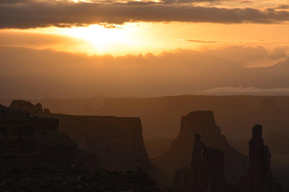 Canyonlands Sunrise