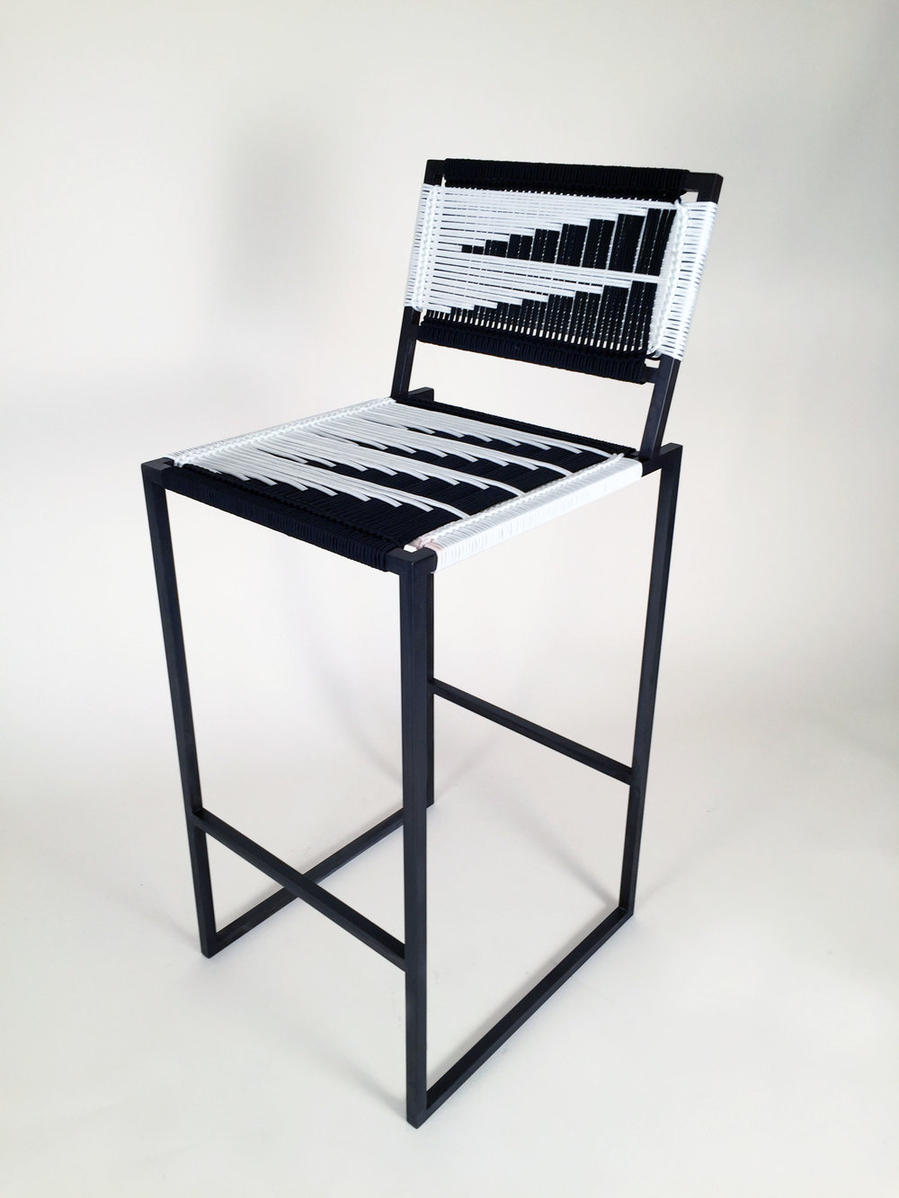 Steelheart Dining Stool | Steelheart Collection