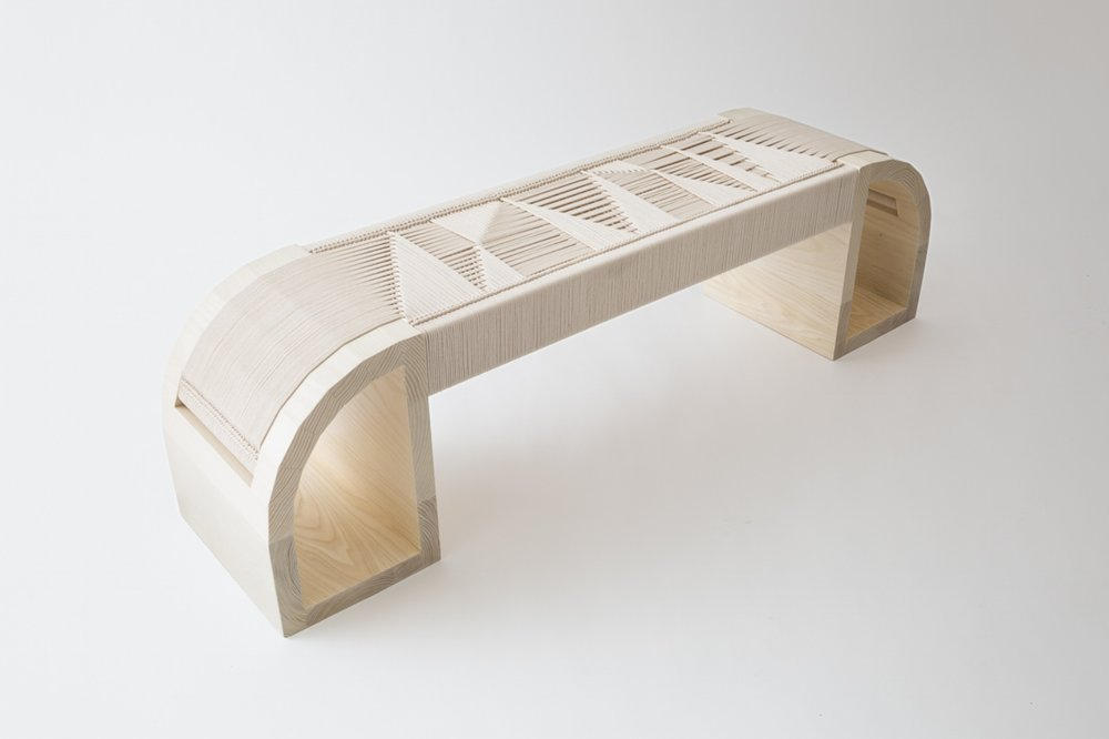 Satet Bench | Satet Collection