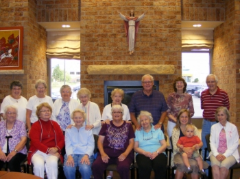 Young at Heart group - 2014