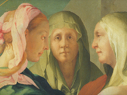 Women's Scripture Study: Jesus Approaches — St. Huberts Catholic ...
