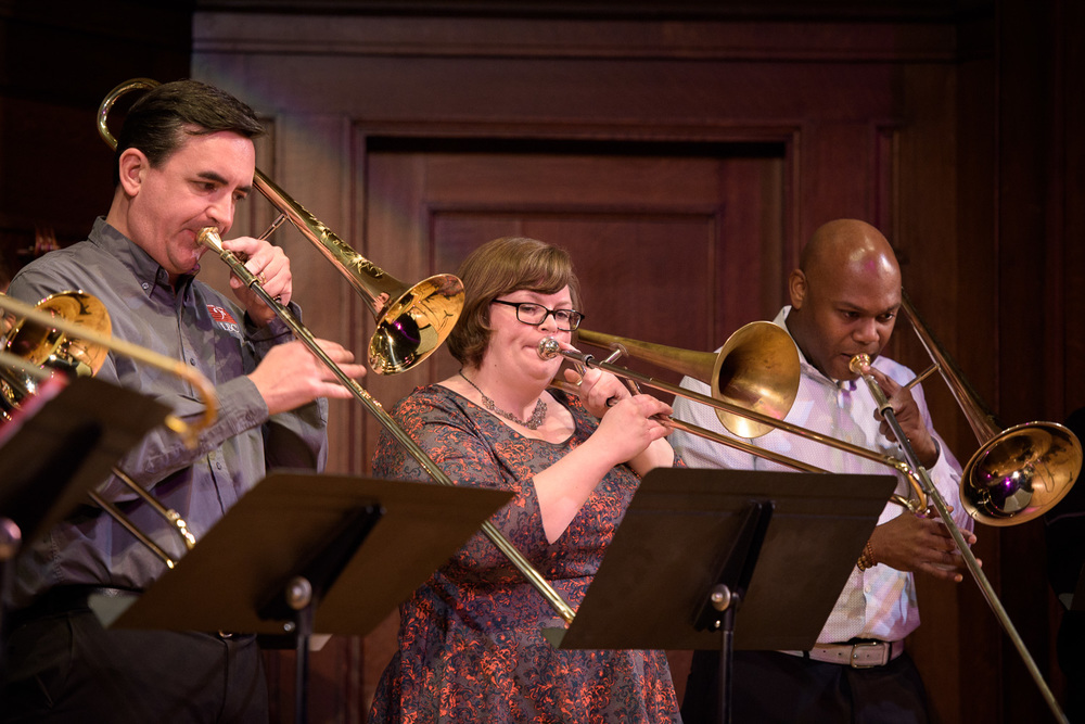 SAint Louis Low Brass Collective Gala Concert January 2016