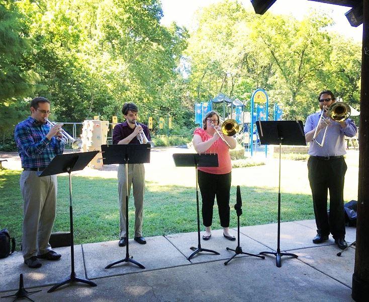 Harmony Brass Quartet