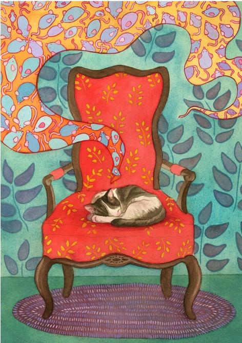 Sweet Kitten Dreams