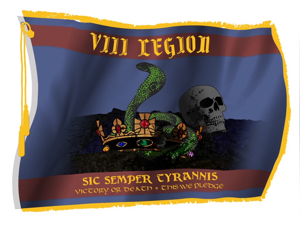 Ghost Legion flag