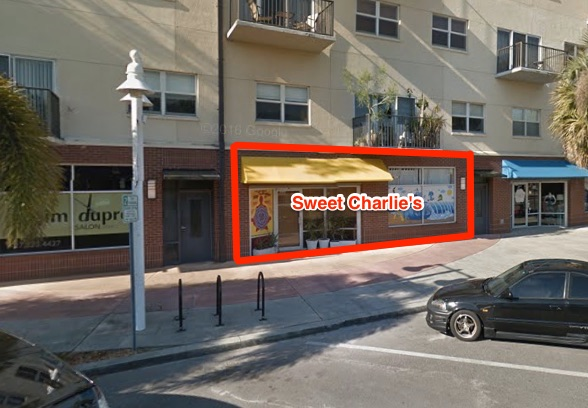 Sweet Charlie's will be located at 1010 Central avenue (formerly Yoga Energy Studio)