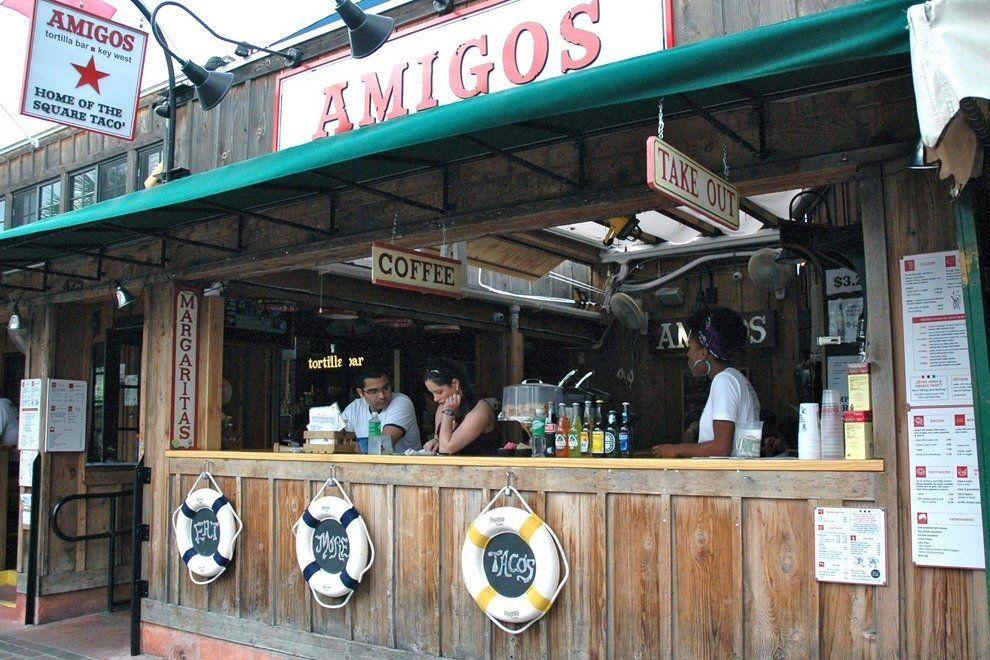 Amigos Tortilla Bar in Key West