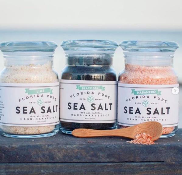 Florida Pure Sea Salt
