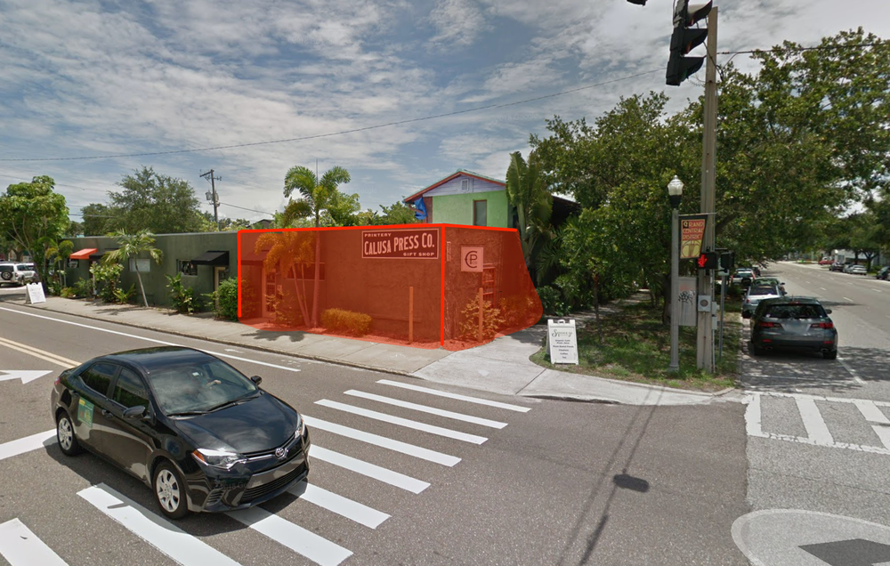 Black Crow's second location will be at 24 22nd Street S, in the space formerly occupied by Calusa Press Co.