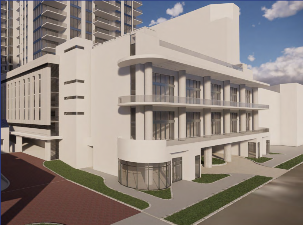 Bayfront St. Petersburg will feature 10,000 square feet of ground floor retail