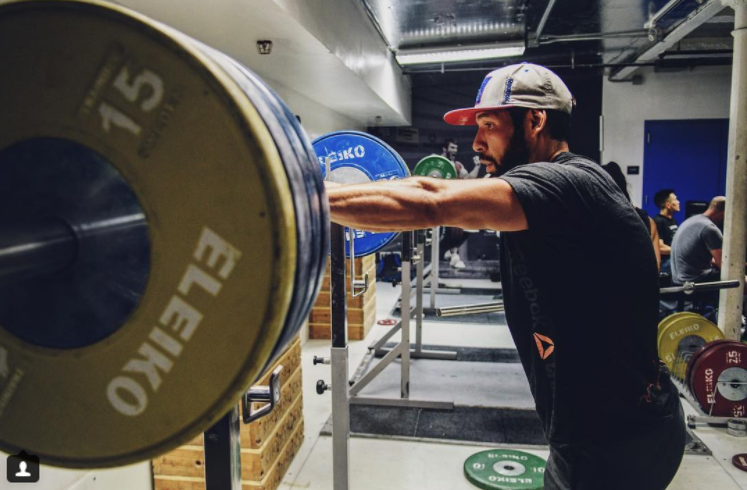 J2FIT Weightlifting