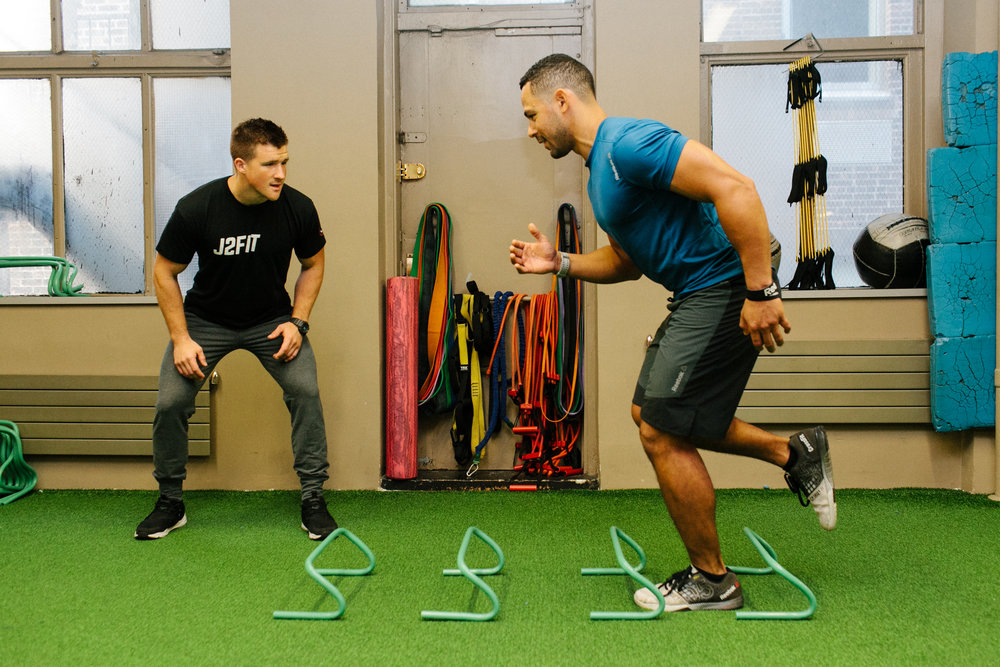 New York City Sports Training for Athletes and Children