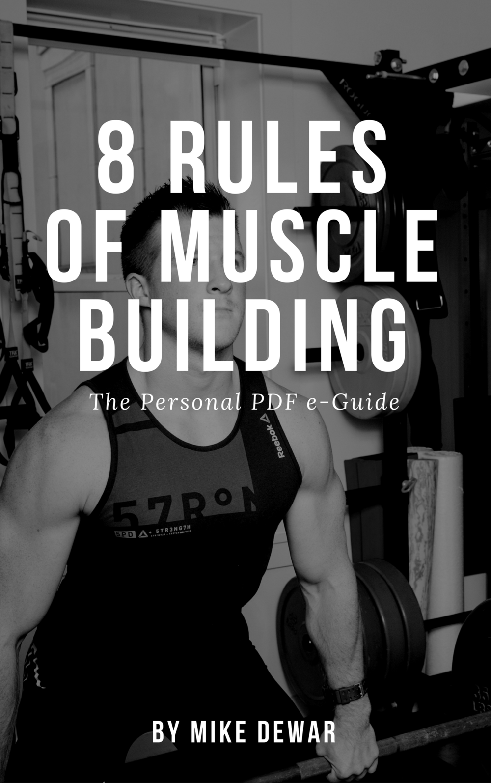 Download Your FREE Muscle Building e-Guide