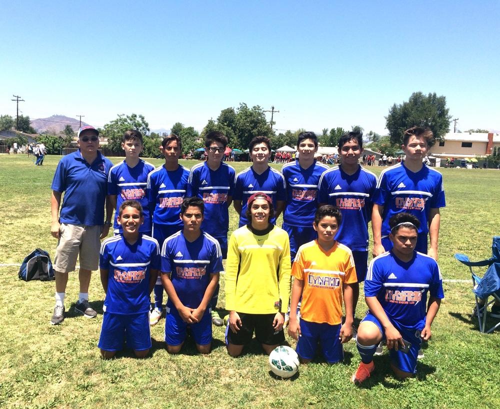 Dynamo Boys 2001