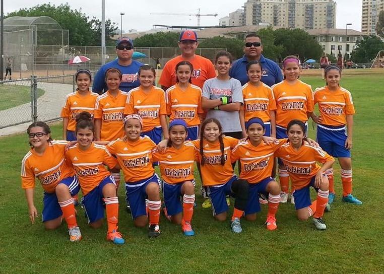 Dynamo Girls 2006