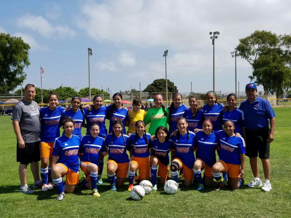 Dynamo Girls 2002