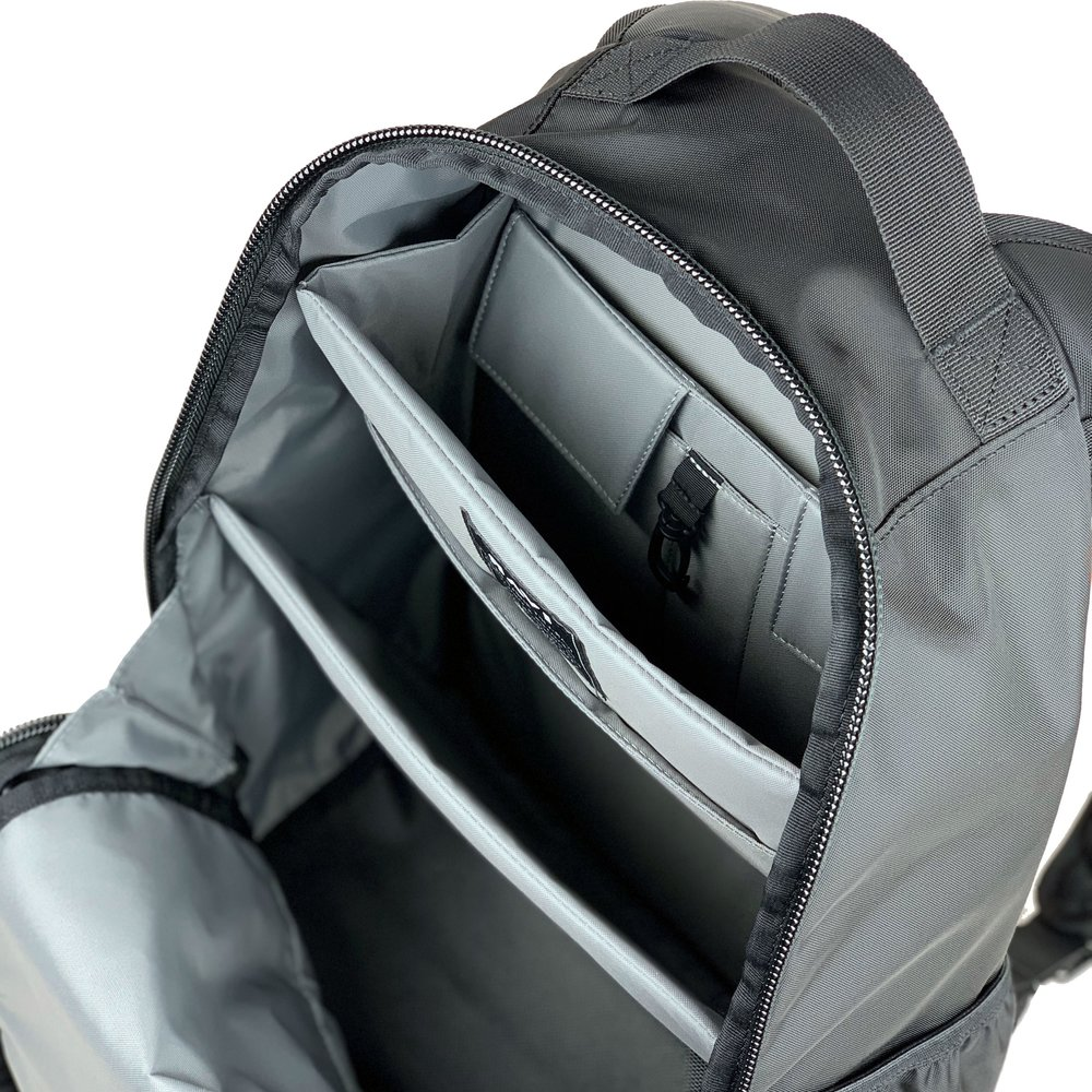 We reimagined thetraditional backpack. - The only backpack designed for comfort and organization, IVAR's patented IVAR-LIFT Design is a file-like, internal structure delivering superior weight distribution, load balance, and easy access. Keep perfectly organized and travel in comfort with your IVAR backpack.