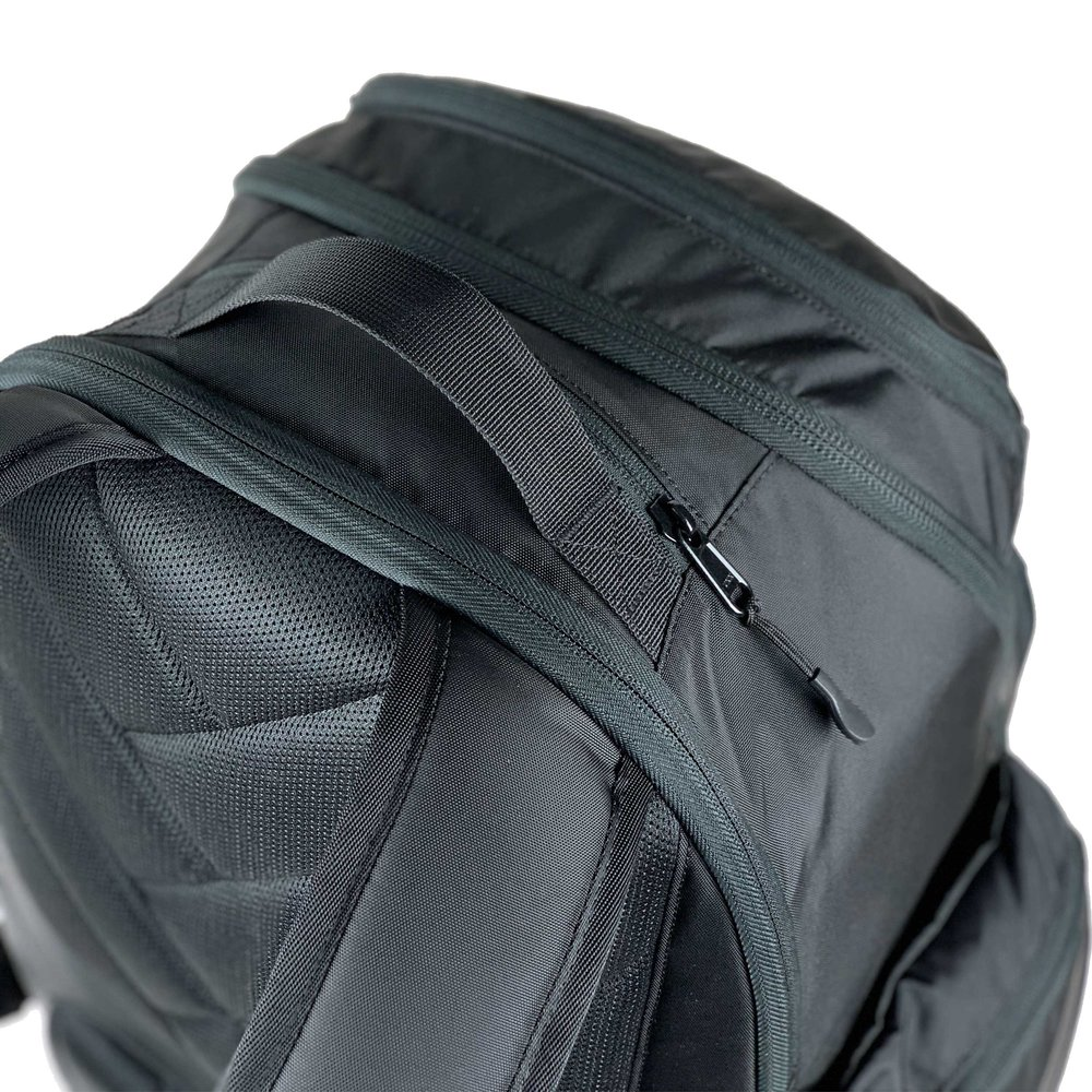 """Manufacturing QualityGuaranteed - Quality is paramount. We don't make """"cheap"""" backpacks. From the ultra durable 420D and 1680D Ballistic nylon body fabrics to the Japanese YKK Zippers utilized, all IVAR backpacks maintain a baseline commitment to high-end materials and construction."""