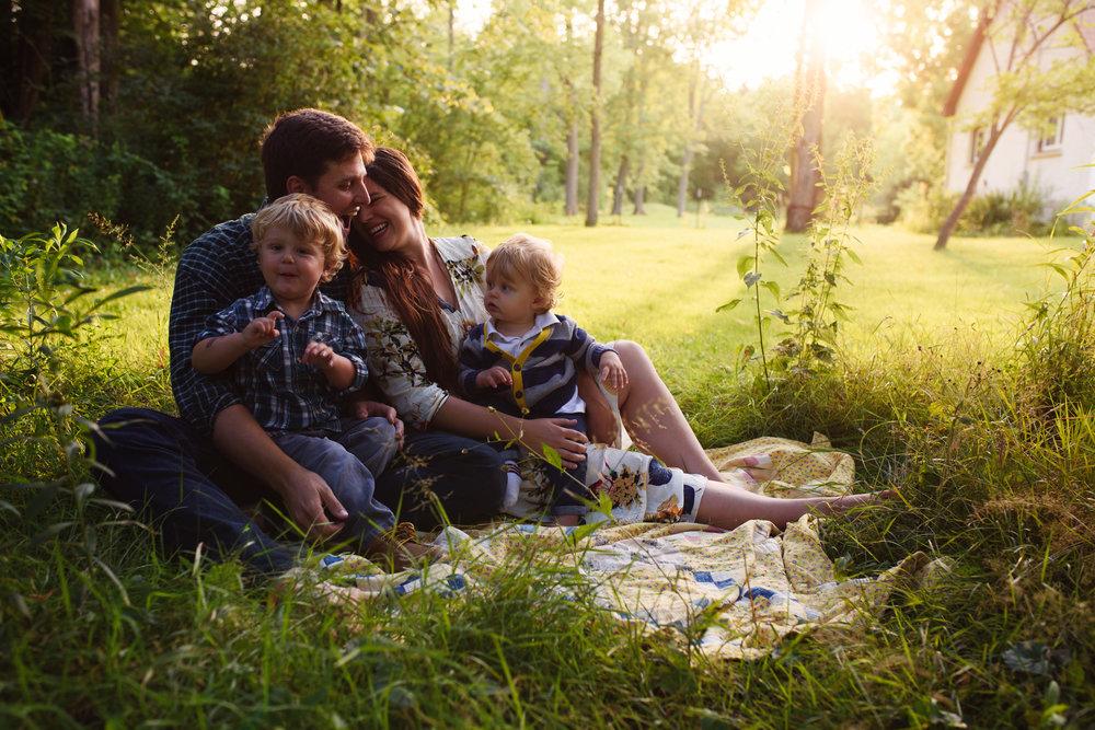 Kenosha, Milwaukee and Southeastern Wisconsin Family Photographer