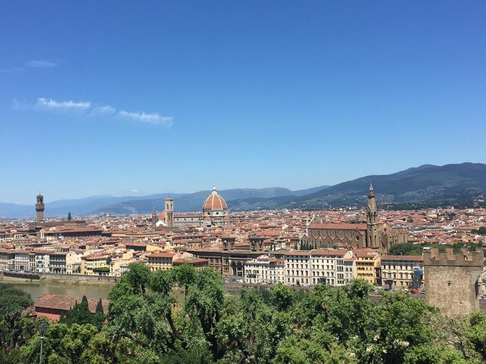 Florence cityspace
