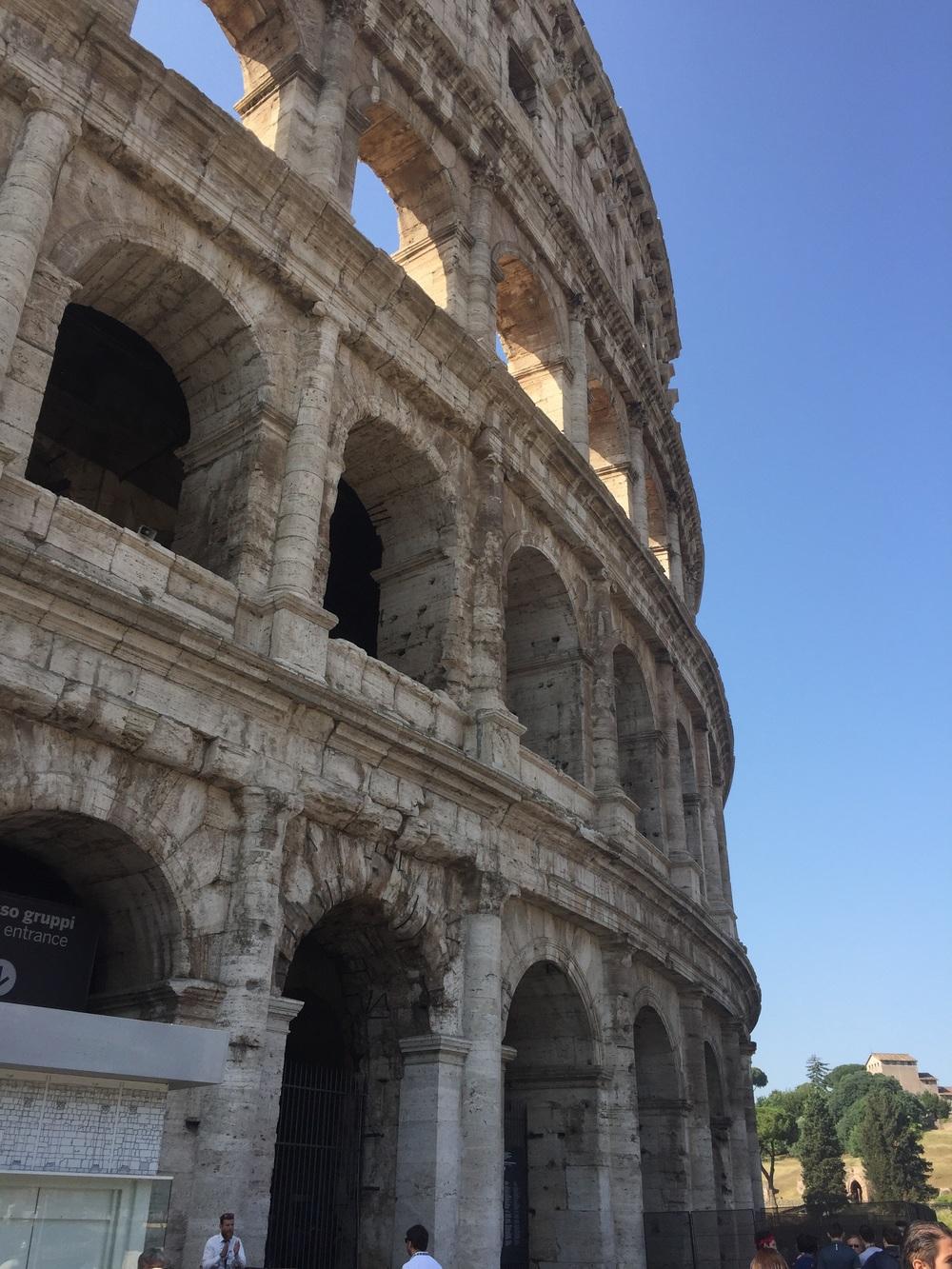 Colosseum aka Flavian Amphitheater