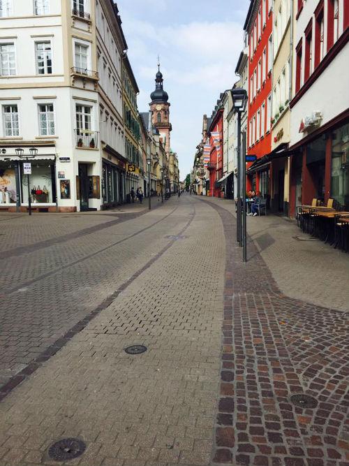 Aldstadt Hauptstraße