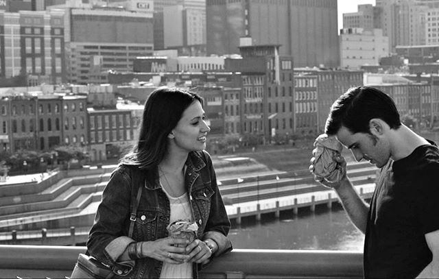 Last deleted scene now up on the website (link in bio)! #theduststormfilm #colinodonoghue #kristengutoskie #nashville #independentfilm #hoot