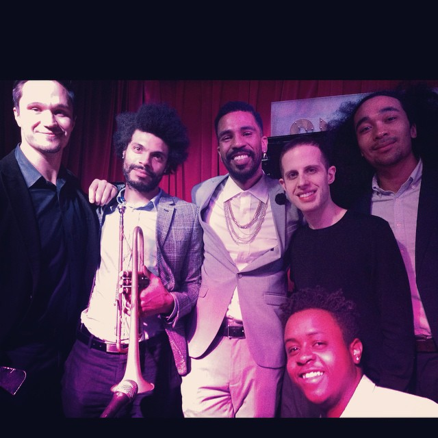 Brandon Bain Sextet at Smoke Jazz and Supper Club