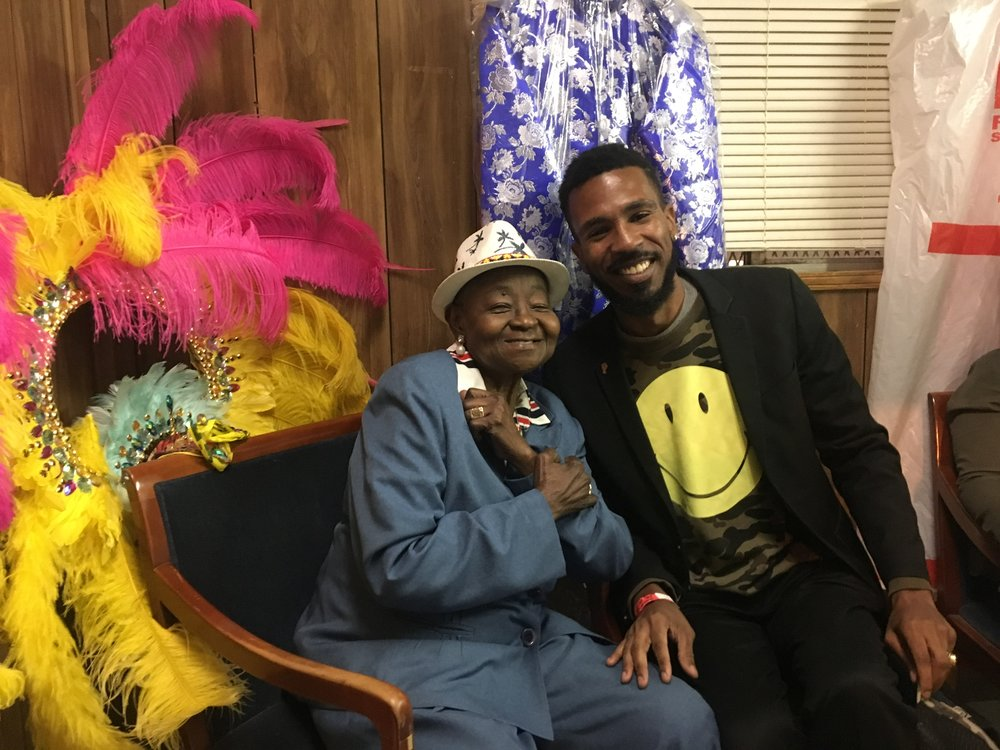 Queen of Calypso - Calypso Rose and Brandon Bain