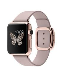 38mm 18-Karat Rose Gold Case with Rose Gray Modern Buckle $17,000  http://store.apple.com/us/buy-watch/apple-watch-edition