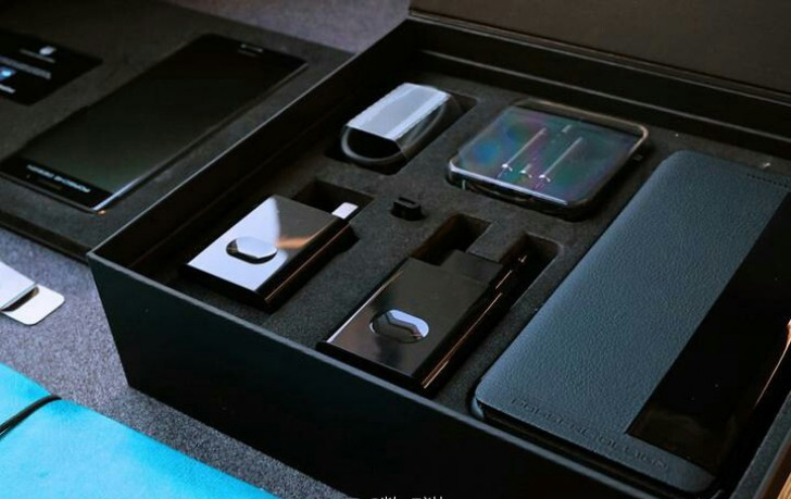 Huawei Mate 9 Porsche Design Accessories