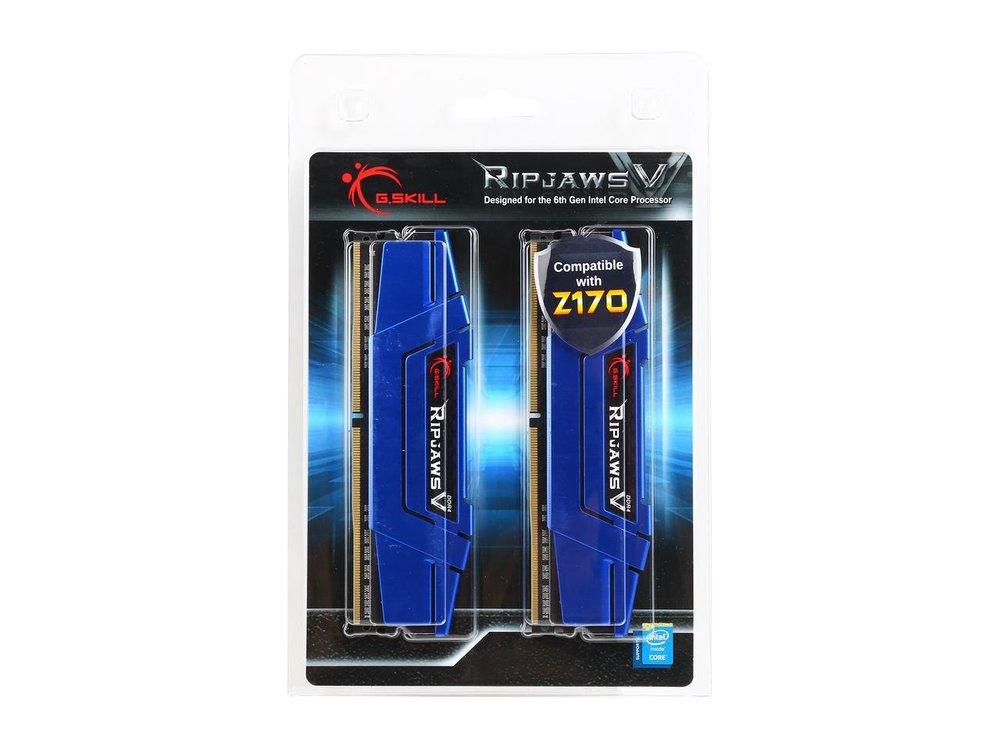 G.Skill Ripjaws 16GB RAM