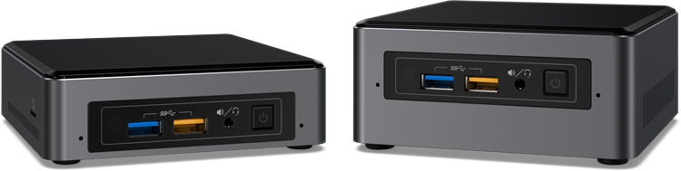 Intel NUC 7th Gen -