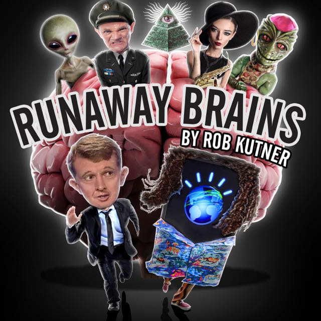 Rob Kutner's Runaway Brains Artwork