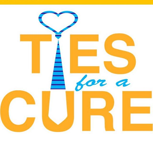 Like us on Facebook and follow us on Twitter @tiesforcure