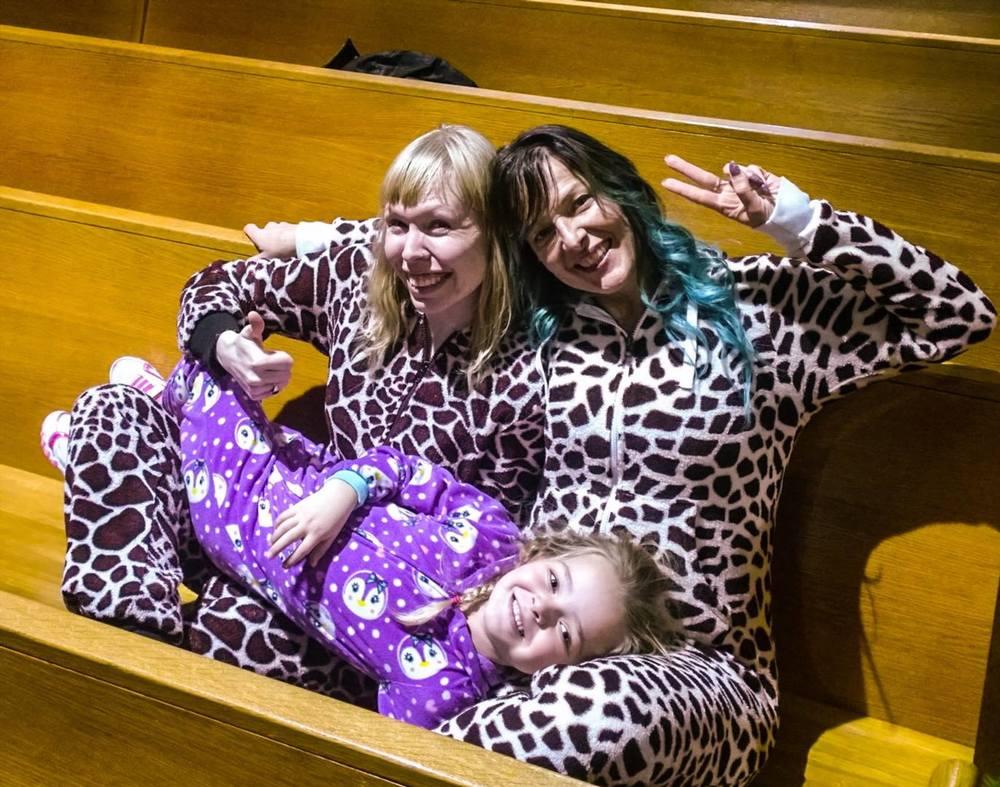 We take Nap Sunday  very seriously!