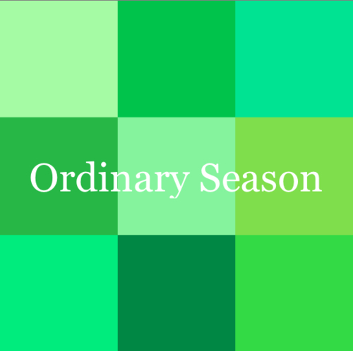 "And with that, our series on 1 Corinthians is officially over… and we're ready for a break.   So begins Ordinary Season 2012!   This years Ordinary Season will run from July 1-August 19.   What is Ordinary Season and how does it affect our church/podcast? Here's a primer below, written for last years Summer:     When God rescued his people from slavery, he gave them a specific command: take one day a week and rest. Don't produce, don't create, don't work - simply rest, pray, and play.     (We've talked about this before!)    As Christians, we believe that rhythm is crucial to our lives, and that without it we can work ourselves into burn-out, or fail to work as hard as we ought.    There is a rhythm to life, a pattern that creation falls into. We often talk about Sabbath as individuals, but we also need rest as a community.   Which is why, from July 10 to August 21, we are going to take a season of rest as a community.  We will still gather on Sunday , but the service will be unplugged; singing only songs from the hymnal (!), with brisk ""heat-appropriate"" sermons, and time to hang out together afterwards.    The fact is, this year has been amazing! Parties in the park, people meeting Jesus, Christmas sing-a-longs, baby dedicating, bike blessings, and a Mass for the End of the World - our church is growing into a healthy, God-loving, Jesus-following community. It's all been amazing, but it has been a lot of work, and we need to fall into Sabbath rest.   Unfortunately, this break has implications for our podcast as well. The fact is, uploading sermons takes some time and energy, and so for seven weeks we will not be updating with any new sermons. On the plus side, this will give any of our regular listeners a chance to go through the  old   classic  sermons on this page.   And then, come fall, we will be ready to  hit it  all over again.    Thank you to everyone who follows our church via the internetz, we are very thankful for your prayer and support.    Grace and peace."