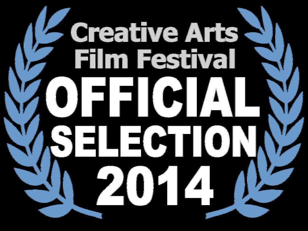 CreativeArtsFilmFestival LaurelSelect.png
