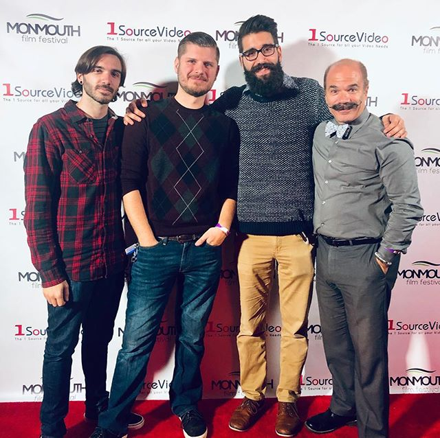 @virtuous_films was at the Monmouth Film Festival industry mixer, meeting with talented filmmakers. . . #filmmaking #film #shortfilm #filmfestival #movies #filmcommission #newjersey #arts @monmouthfilmfestival