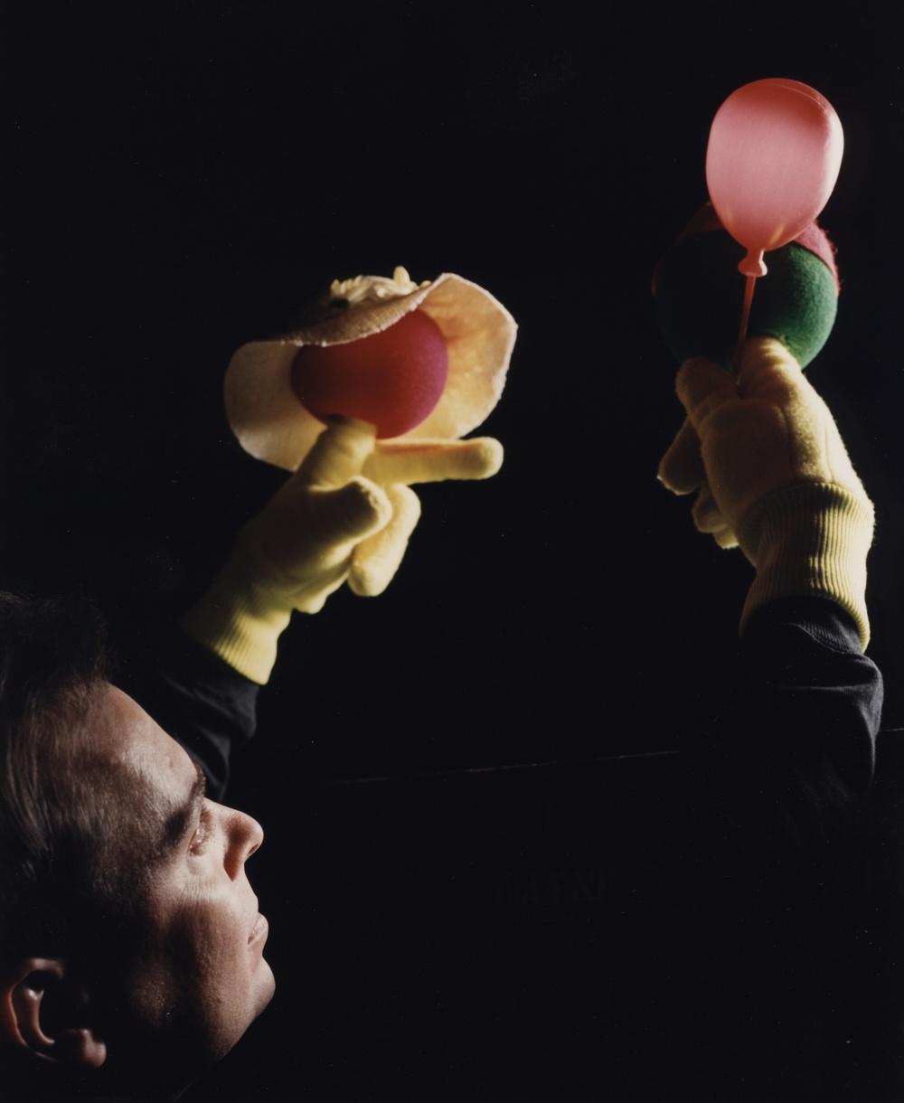 """Wayne Martin Puppets """"Hand in Glove"""""""