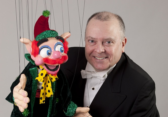 "Wayne Martin Puppets ""Lippy Leprechaun"""
