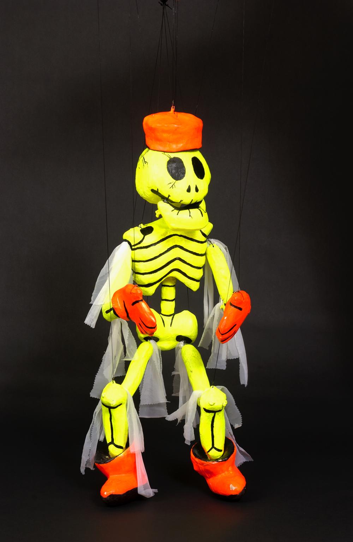 "Wayne Martin Puppets ""Mr. Bones"""