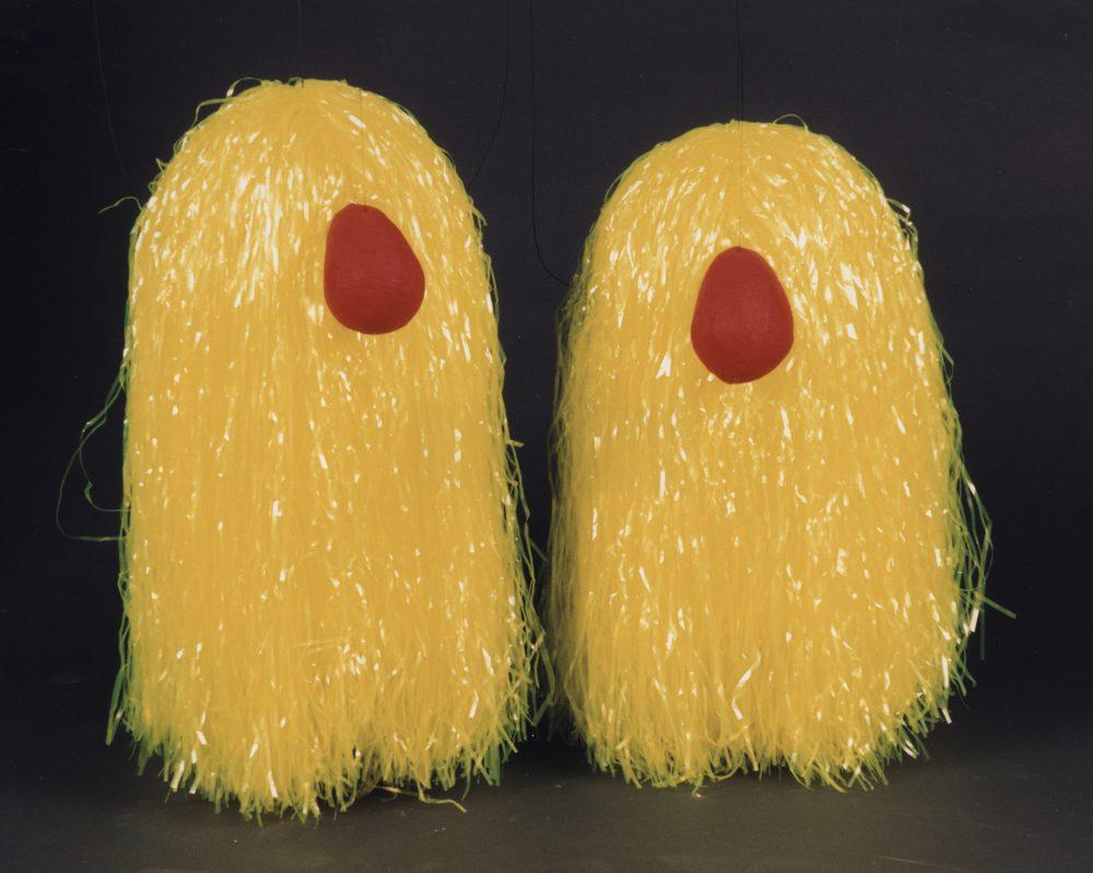 "Wayne Martin Puppets ""Rag Mops"""